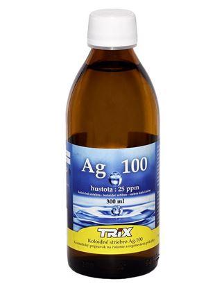 Obrázok pre výrobcu Koloidné striebro Ag100 25 ppm