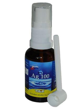 Obrázok pre výrobcu Koloidné striebro Ag100 40 ppm