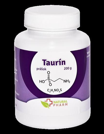 Obrázok Taurín prášok 200 g