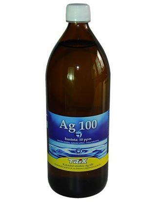 Obrázok pre výrobcu Koloidné striebro Ag100 1000 ml 10 ppm