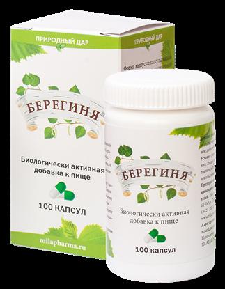 Obrázok pre výrobcu Beregina kapsuly 100 ks