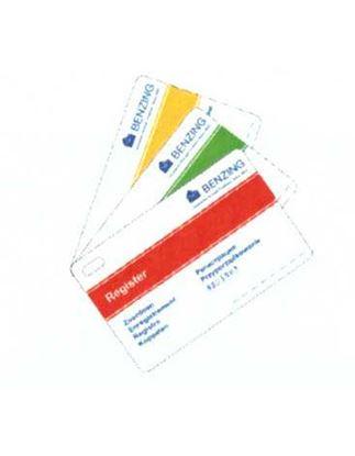 Obrázok pre výrobcu Authorization cards 3 keys