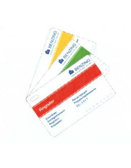 Obrázok Authorization cards 3 keys