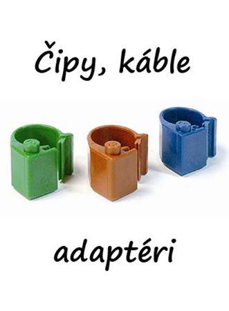 Obrázok pre kategóriu Čipy, káble a doplnky