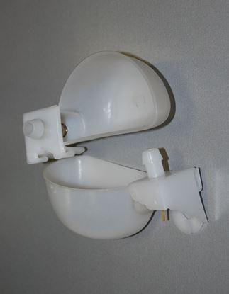 Obrázok pre výrobcu Napájačka klietková ploská 10 mm