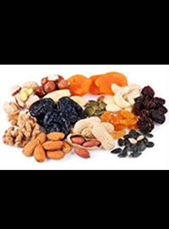 Obrázok pre kategóriu Soľ, cukor a sušené plody