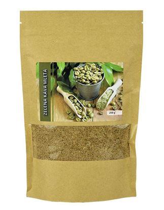 Obrázok pre výrobcu Zelená káva mletá 250 g
