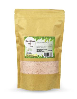 Obrázok pre výrobcu Himalájska soľ mletá 500 g