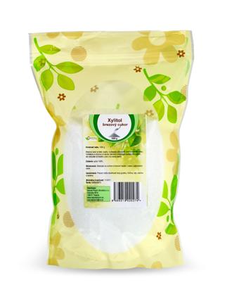 Obrázok pre výrobcu Xylitol brezový cukor 1000 g