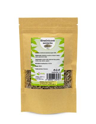 Obrázok pre výrobcu Slnečnicové semienka 100 g