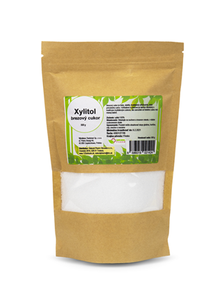 Obrázok pre výrobcu Xylitol brezový cukor 500 g