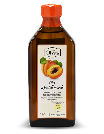 Obrázok Marhuľový olej B17 250 ml