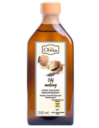 Obrázok pre výrobcu Makový olej 250 ml