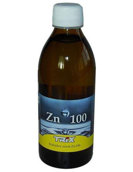 Obrázok Koloidný zinok Zn100 300 ml