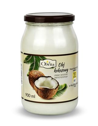 Obrázok pre výrobcu Kokosový olej 900 ml Expirácia 11.07.2020