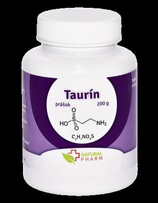 Obrázok pre výrobcu Taurín prášok 200 g