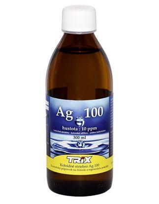 Obrázok pre výrobcu Koloidné striebro Ag100 300 ml 10 ppm