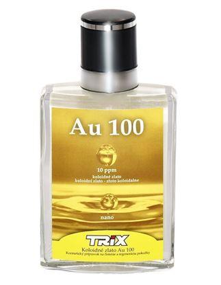 Obrázok pre výrobcu Koloidné zlato Au100 100 ml 10 ppm sprej delená