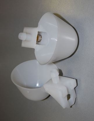 Obrázok pre výrobcu Napájačka klietková okrúhla 10 mm
