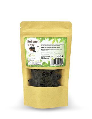 Obrázok pre výrobcu Slivky sušené 150 g