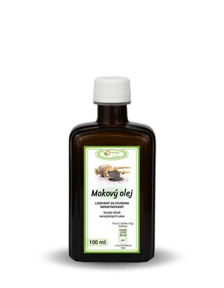 Obrázok pre výrobcu Bio Makový olej 100 ml AKCIA!