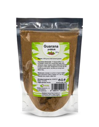 Obrázok pre výrobcu Guarana prášok 200 g