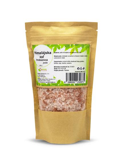 Obrázok Himalájska soľ hrubozrnná 500 g