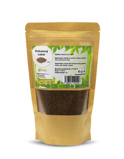 Obrázok Kokosový cukor 250 g