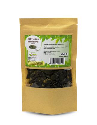 Obrázok pre výrobcu Tekvicové semienka lúpané 150 g