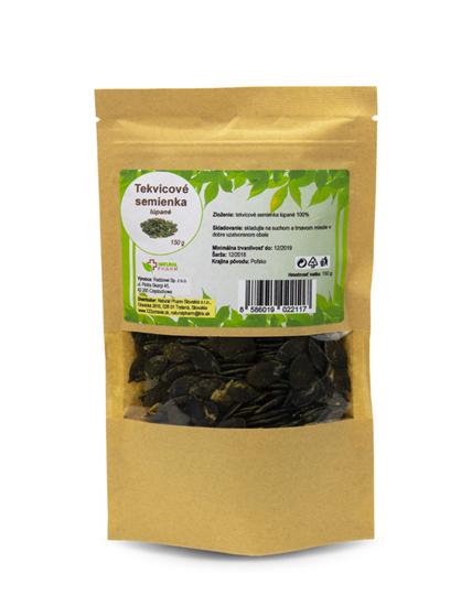 Obrázok Tekvicové semienka lúpané 150 g