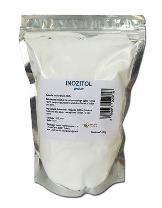 Obrázok pre výrobcu Inozitol prášok 450 g