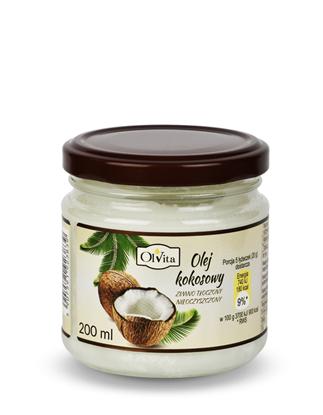 Obrázok pre výrobcu Kokosový olej 200 ml