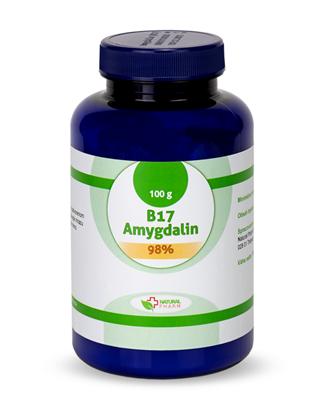 Obrázok pre výrobcu Amygdalin B17 prášok 98%  100 g
