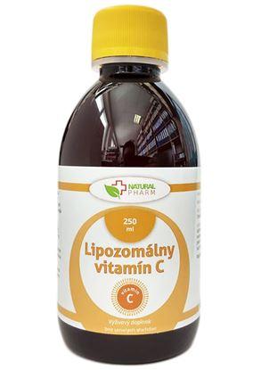 Obrázok pre výrobcu Lipozomálny Vitamín C  250 ml  VYPREDANÉ