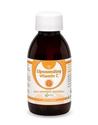 Obrázok pre výrobcu Lipozomálny Vitamín C  150 ml VYPREDANÉ!
