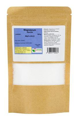 Obrázok pre výrobcu Magnézium Horčík prášok 150 g