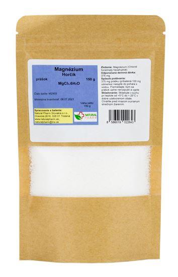 Obrázok Magnézium Horčík prášok 150 g