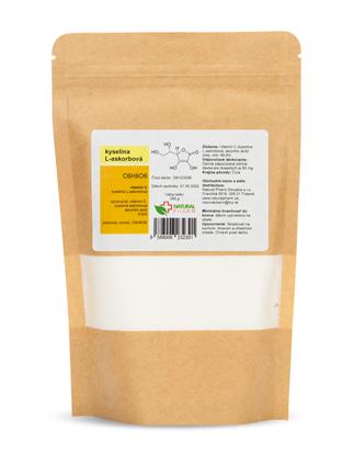 Obrázok pre výrobcu Vitamín C (kyselina L-askorbová) prášok 350 g