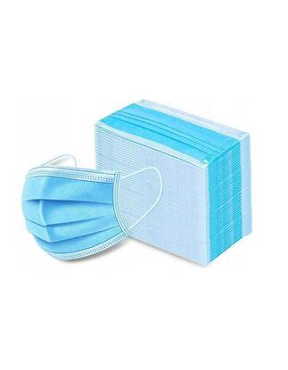 Obrázok pre výrobcu Jednorázové rúško 3-vrstvové   50 ks