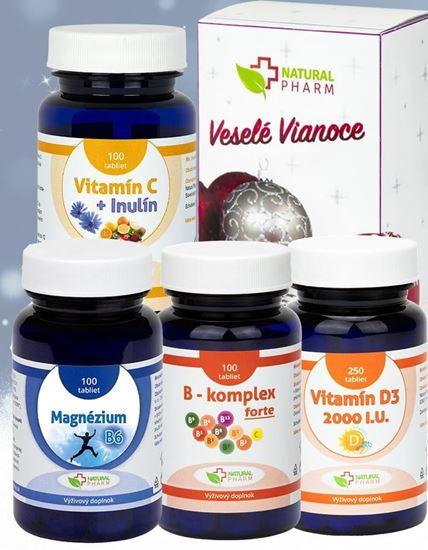 Obrázok Pre zdravie celej rodiny -Vitamíny
