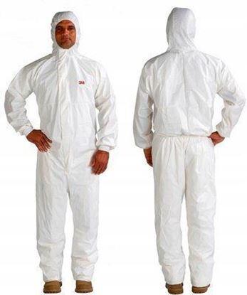 Obrázok pre výrobcu Ochranný oblek 3M kategória III, typ 5/6, veľkosť XXXL