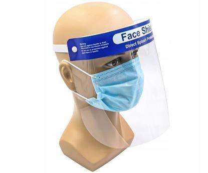 Obrázok pre výrobcu Ochranný štít na tvár VYPREDANÉ