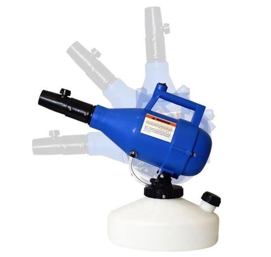 Obrázok Prístroj na dezinfekciu s rozprašovačom 230 V, fogger s predĺžením
