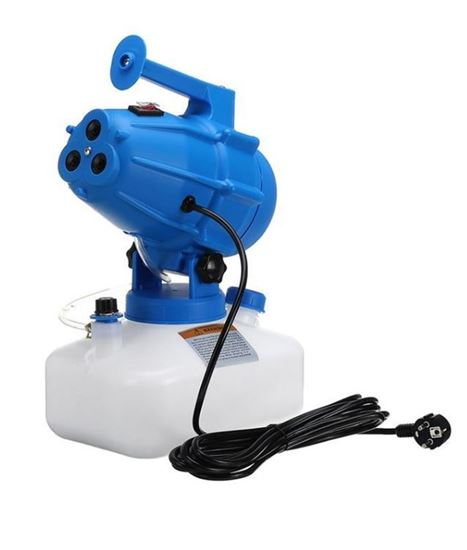 Obrázok Prístroj na dezinfekciu s rozprašovačom 230 V, fogger 1000W, 4L