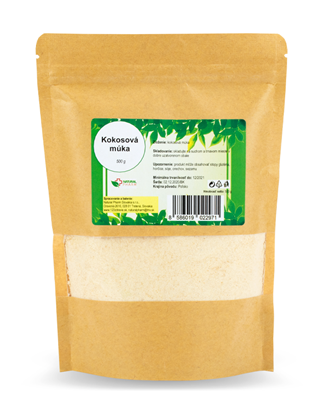 Obrázok pre výrobcu Kokosová múka 500 g