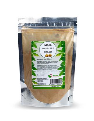 Obrázok pre výrobcu Maca extrakt 10:1  100 g (maca peruánska)  AKCIA!